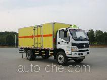 Qinhong SQH5120XQY explosives transport truck