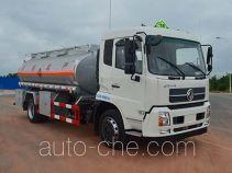 Qinhong SQH5162GJYD fuel tank truck