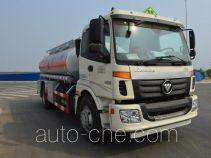 Qinhong SQH5163GJYB fuel tank truck