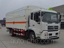 Qinhong SQH5164TQPD gas cylinder transport truck