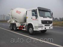 Qinhong SQH5252GJBZ concrete mixer truck