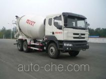 Qinhong SQH5251GJBE concrete mixer truck