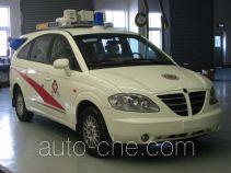 Shenchi SQL5030XZH command vehicle