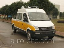 Shenchi SQL5040XGCA9D4 engineering works vehicle