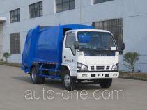 三环牌SQN5073ZYS型压缩式垃圾车