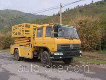 Sanhuan SQN5090JGK aerial work platform truck