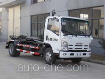 Sanhuan SQN5100ZXX detachable body garbage truck