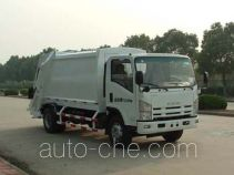 Sanhuan SQN5100ZYS garbage compactor truck