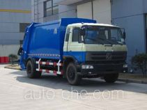 Sanhuan SQN5160ZYS garbage compactor truck