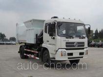 Sanhuan SQN5161ZDZ lifting garbage truck