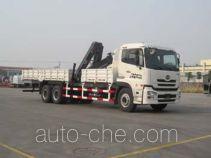 三环牌SQN5250JSQ型随车起重运输车