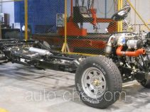 Karry SQR1030H98D-S pickup truck chassis