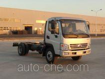 开瑞牌SQR1044H29D-E型载货汽车底盘