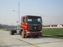 集瑞联合牌SQR1251D5T2-E型载货汽车底盘