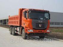 集瑞联合牌SQR3251D6T4-1型自卸汽车