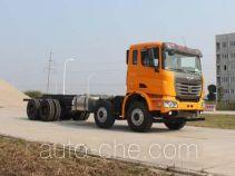 集瑞联合牌SQR3311D6T6-E6型自卸汽车底盘