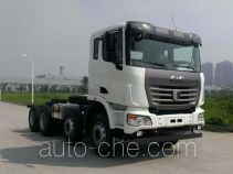 集瑞联合牌SQR3311D6T6-E7型自卸汽车底盘