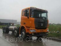 C&C Trucks SQR3312N6T6-E2 dump truck chassis
