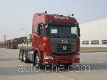 集瑞联合牌SQR4251D6ZT2-4型牵引汽车
