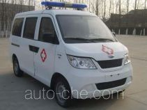 开瑞牌SQR5020XJH型救护车
