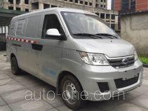 开瑞牌SQR5022XXYBEVK06型纯电动厢式运输车