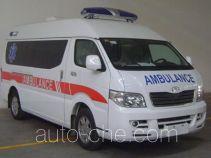 威麟牌SQR5030XJH型救护车