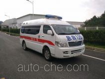 Rely SQR5040XJHH13D ambulance