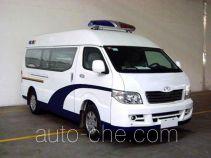 威麟牌SQR5040XQCH13型囚车