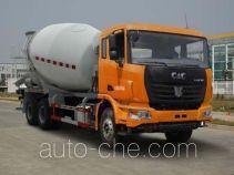 集瑞联合牌SQR5250GJBD6T4-2型混凝土搅拌运输车