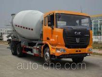 集瑞联合牌SQR5250GJBD6T4型混凝土搅拌运输车