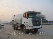 集瑞联合牌SQR5251GJBD6T4-1型混凝土搅拌运输车