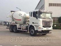 集瑞联合牌SQR5251GJBD6T4型混凝土搅拌运输车