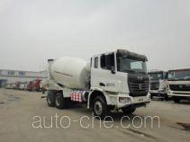 集瑞联合牌SQR5251GJBN6T4型混凝土搅拌运输车