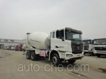 C&C Trucks SQR5251GJBN6T4 concrete mixer truck