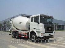 集瑞联合牌SQR5252GJBN6T4型混凝土搅拌运输车