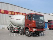 集瑞联合牌SQR5310GJBD6T6-1型混凝土搅拌运输车