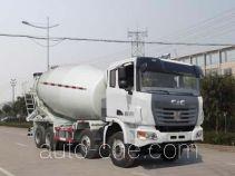 集瑞联合牌SQR5310GJBD6T6-4型混凝土搅拌运输车