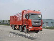 C&C Trucks SQR5311CCYD5T6 грузовик с решетчатым тент-каркасом