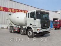 集瑞联合牌SQR5311GJBD6T6-2型混凝土搅拌运输车