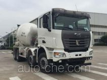 集瑞联合牌SQR5311GJBD6T6型混凝土搅拌运输车