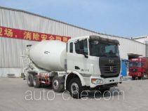 集瑞联合牌SQR5311GJBN6T6型混凝土搅拌运输车