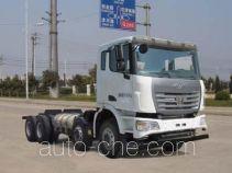 集瑞联合牌SQR5312GJBN6T6-E型混凝土搅拌运输车底盘