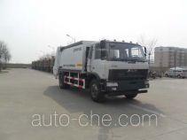 Qingte SQT5160ZYSJ garbage compactor truck