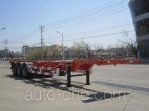 Qingte SQT9402TJZG container transport trailer