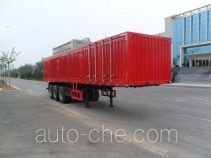 Qingte SQT9405XXY box body van trailer