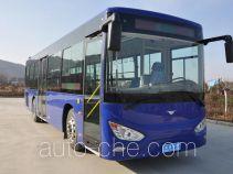 跃迪牌SQZ6100NG型城市客车