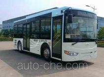 上饶牌SR6850BEVG2型纯电动城市客车