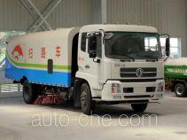 Shenwu SSD5160TSLBX5 street sweeper truck
