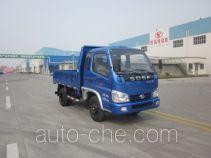 时风牌SSF3041DDP53型自卸汽车