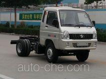 Shifeng SSF3042DDJ41 dump truck chassis